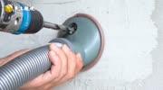 小型家用粉碎機碳刷更換方法