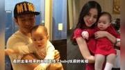 看赵丽颖的儿子、再看看baby的儿子,网友:整没整容一目了然!