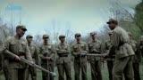 三八線:新兵不想練拼刺刀,不料班長分分鐘撂翻他,新兵頓時服了