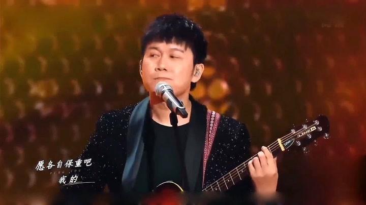 """天賜的聲音:胡海泉和高進演唱""""朋友2020""""下!"""