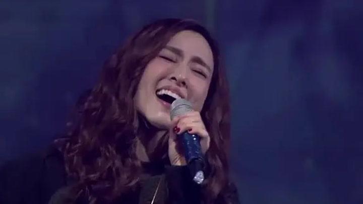 范瑋琪勵志經典,失落失望時,這首歌總會給予你前行的力量!