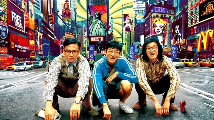 中國合伙人:導演為呈現更好的藝術效果,讓鄧超和佟大為赤身出鏡