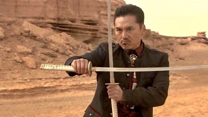 大漠槍神:沈七七單挑燕雙鷹,中國版金剛狼大戰死侍