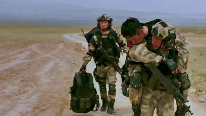 視頻:《浴火》首曝預告 陳若軒吳昊宸解密公安特警絕密戰場