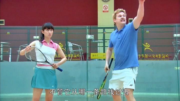 影視:壁球是狡猾的情人,因為你永遠猜不出,它這一去怎么回來!