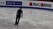 羽生結弦19GPF 12-05 Yuzuru Hanyu Part 2