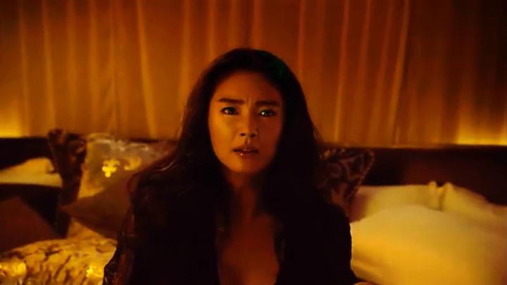 美人魚:張雨綺這段演技爆棚,一個女人的不甘心,完全感同身受!