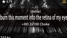 Umbre丨99.86%(A) 61UR Choke丨burn this moment into the retina of my eye[extra]+HD